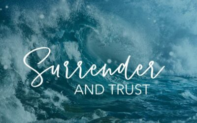 Surrender isn't a dirty word.