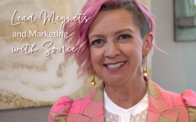 Lead Magnets and Marketing with Source